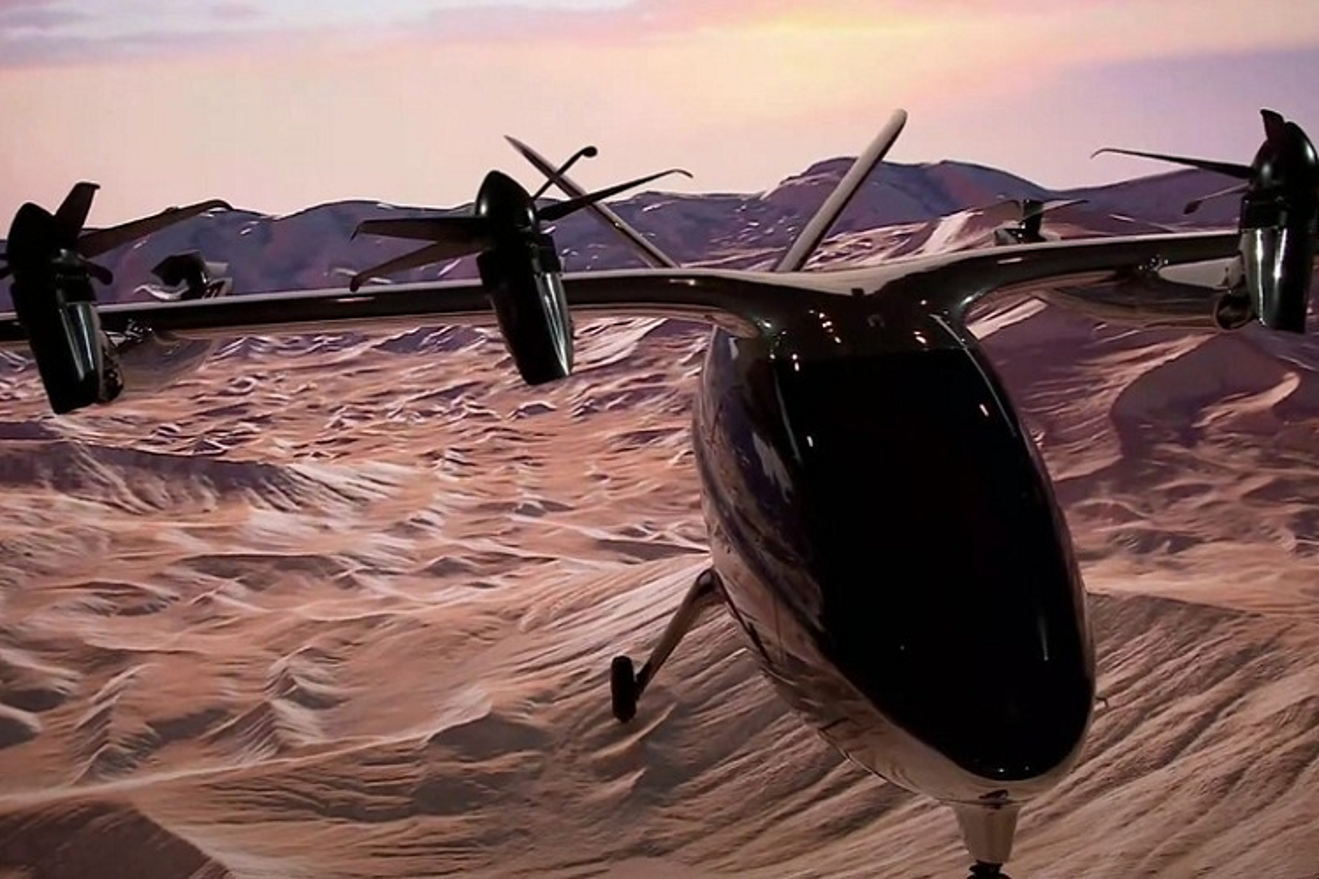"Archer Maker - ""taxi bay"" khong tieng on, nhe hon Tesla Model 3-Hinh-6"