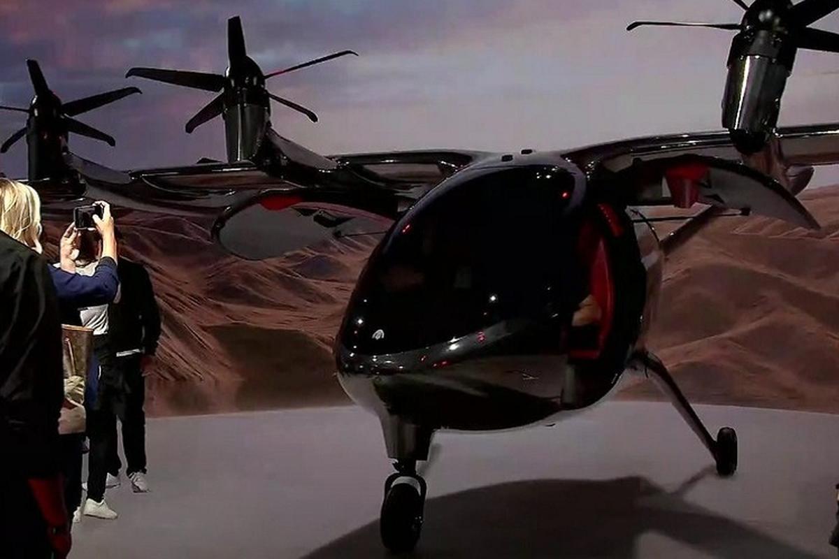 "Archer Maker - ""taxi bay"" khong tieng on, nhe hon Tesla Model 3-Hinh-7"