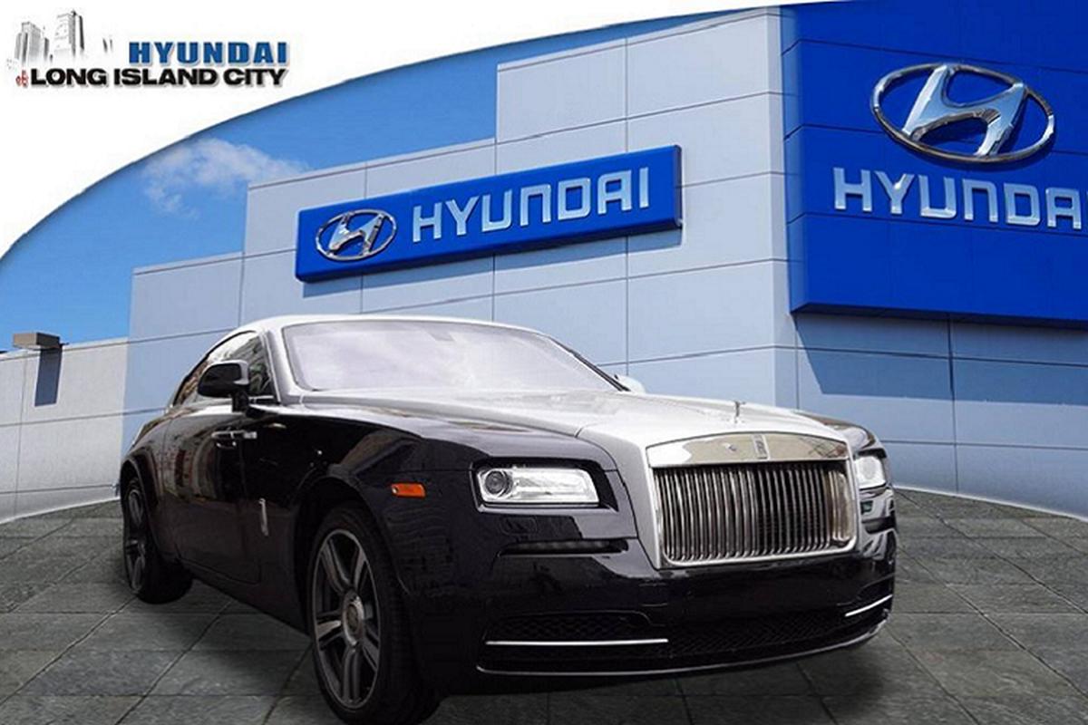 Dai ly Hyundai rao ban Rolls-Royce Wraith khien dan tinh to mo-Hinh-2