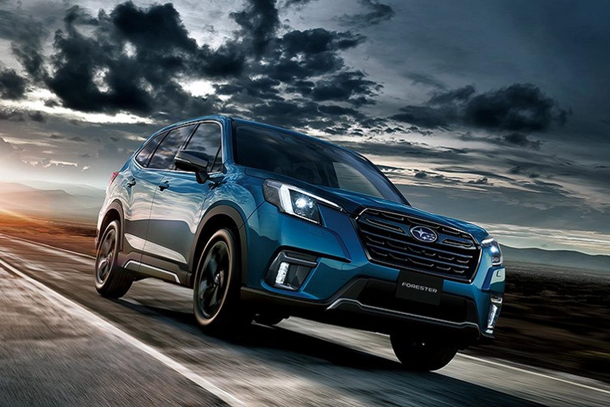 Subaru Forester 2022 se doi moi va tiet kiem nhien lieu-Hinh-10
