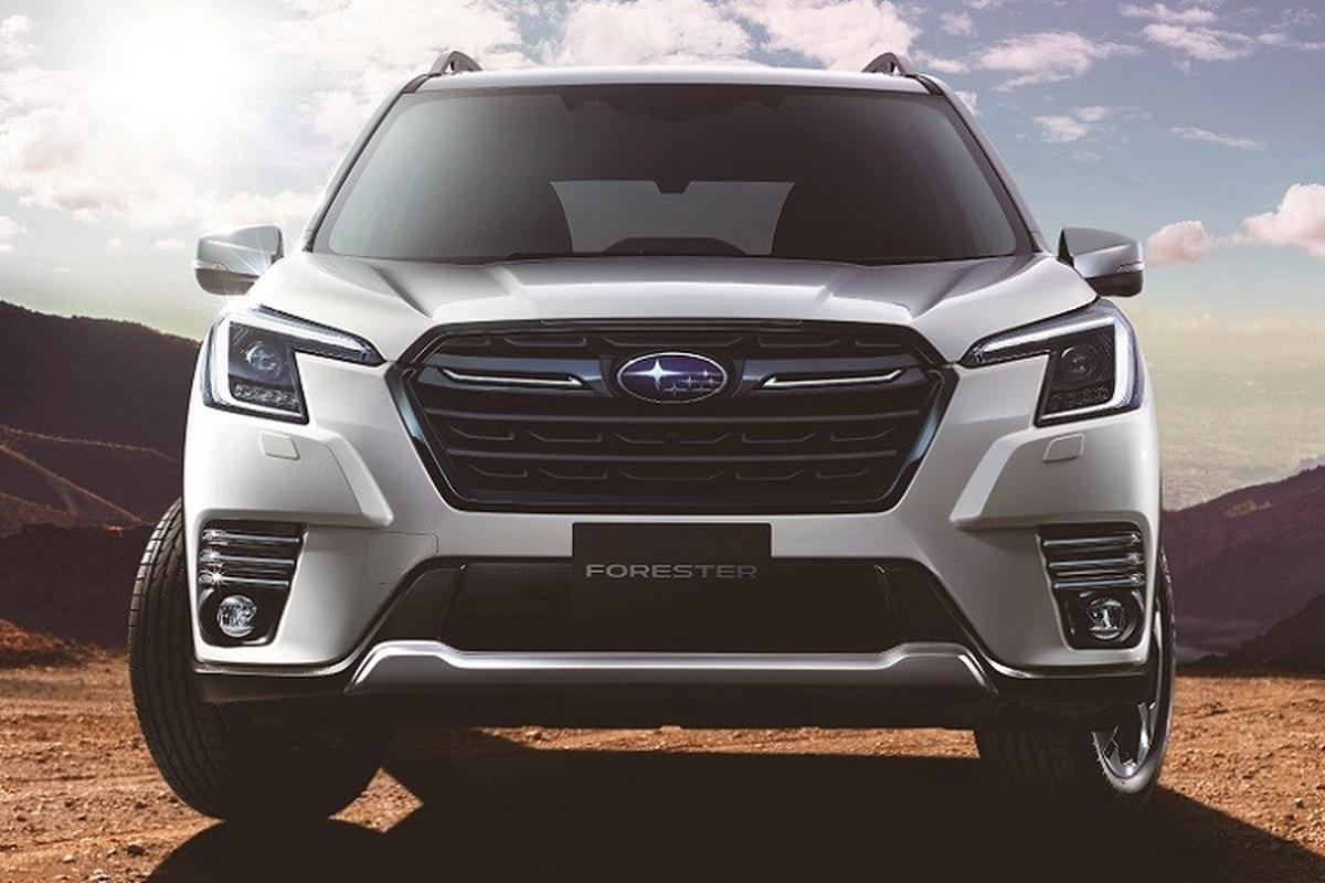 Subaru Forester 2022 se doi moi va tiet kiem nhien lieu-Hinh-11