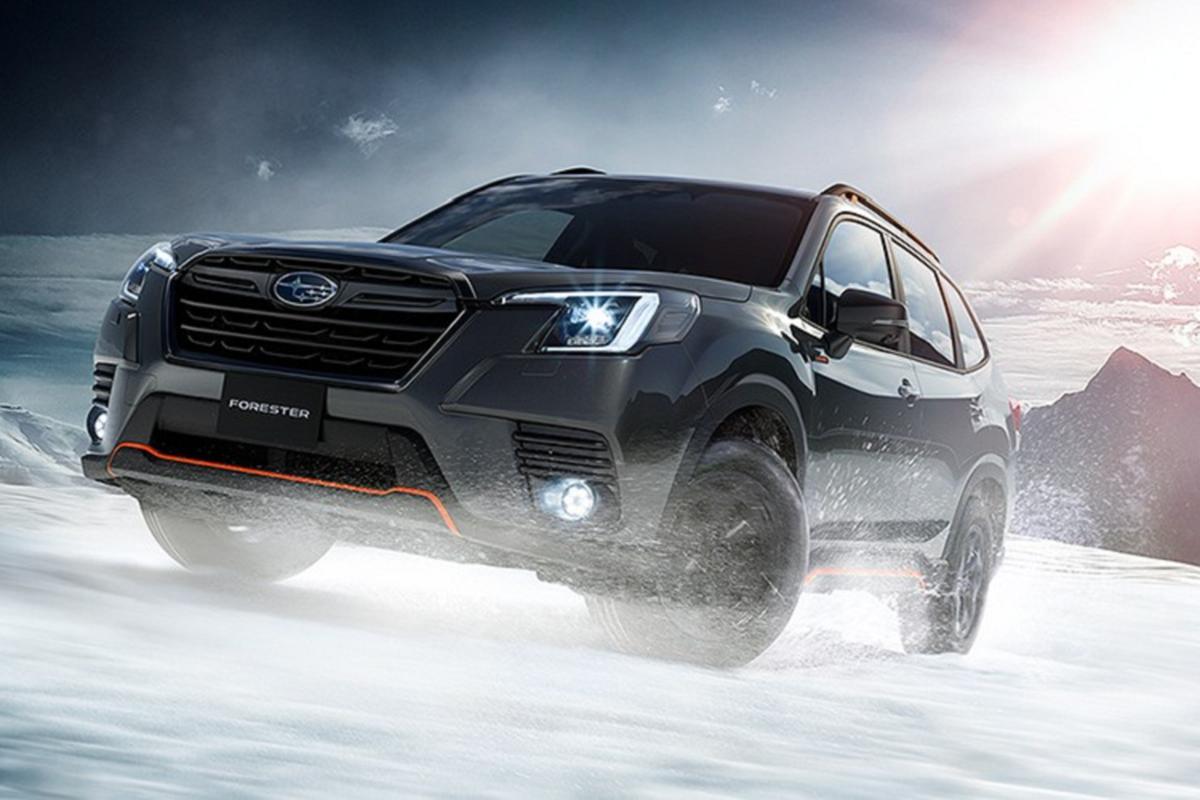 Subaru Forester 2022 se doi moi va tiet kiem nhien lieu-Hinh-2
