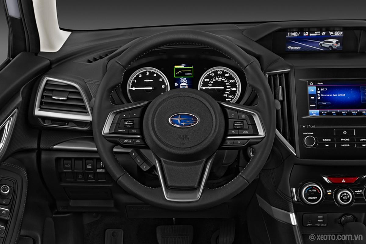 Subaru Forester 2022 se doi moi va tiet kiem nhien lieu-Hinh-4