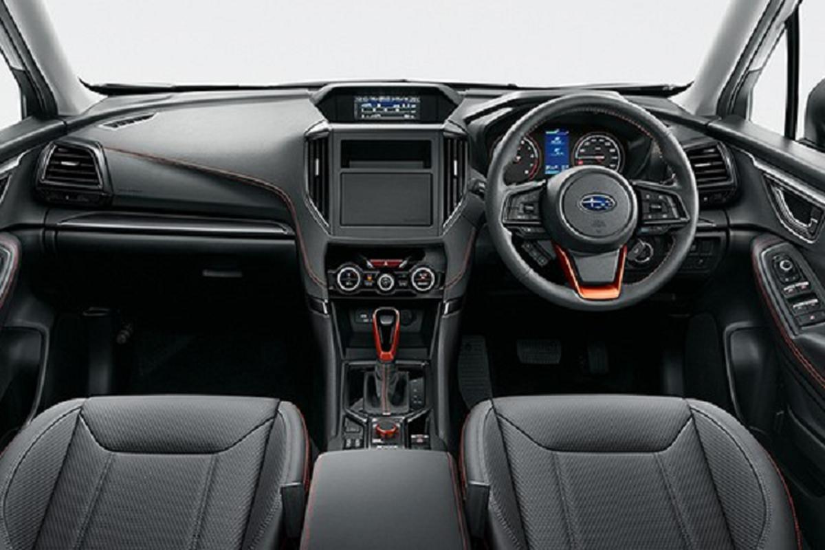 Subaru Forester 2022 se doi moi va tiet kiem nhien lieu-Hinh-5