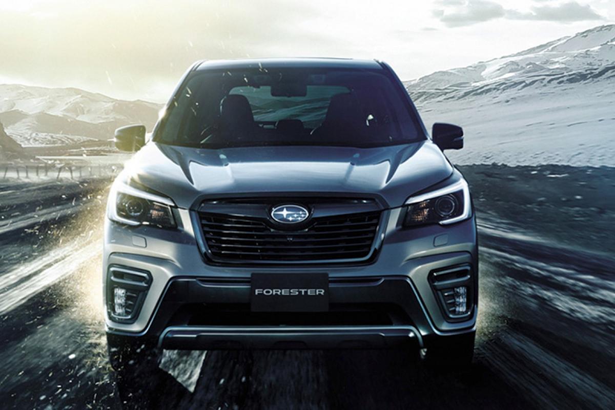 Subaru Forester 2022 se doi moi va tiet kiem nhien lieu-Hinh-8