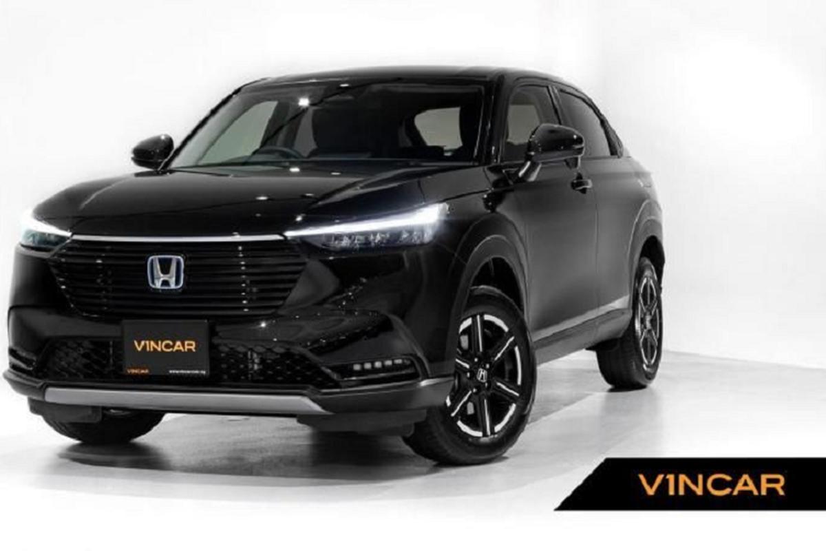 Honda HR-V 2021 ra mat Dong Nam A, cho ngay ve Viet Nam-Hinh-2