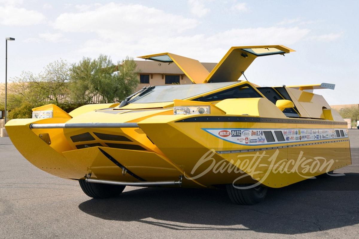 Hydrocar - chiec xe oto