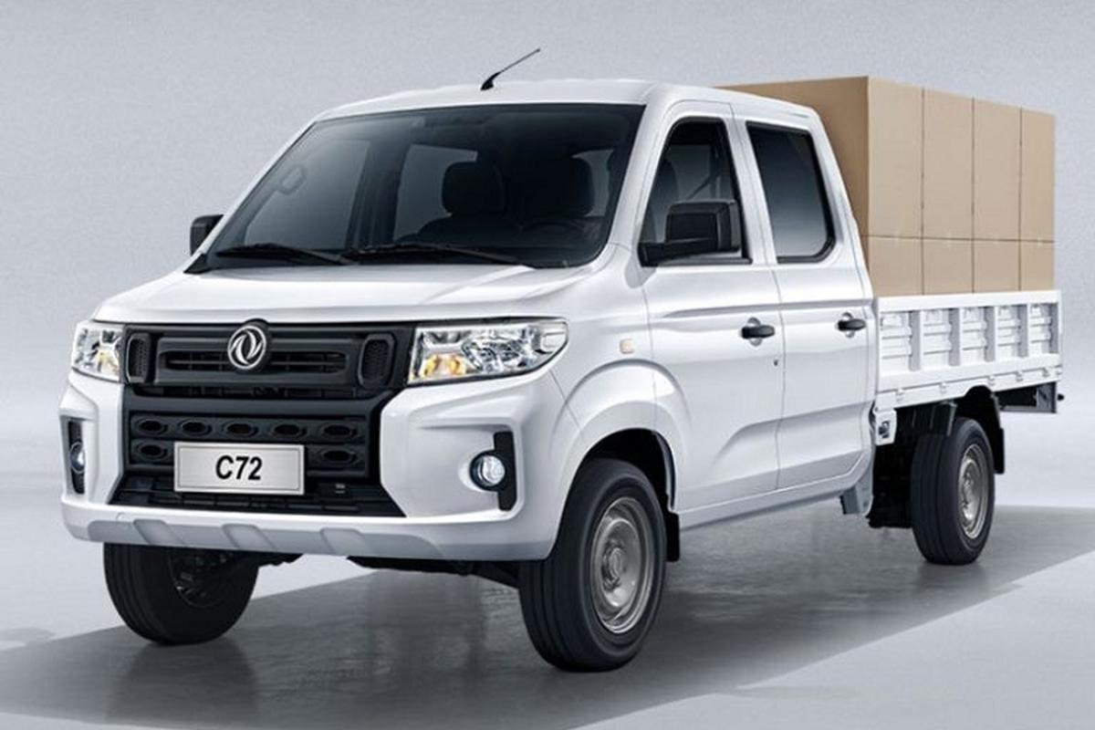 Dongfeng Xiaokang C71 - xe ban tai sieu re duoi 200 trieu dong-Hinh-8