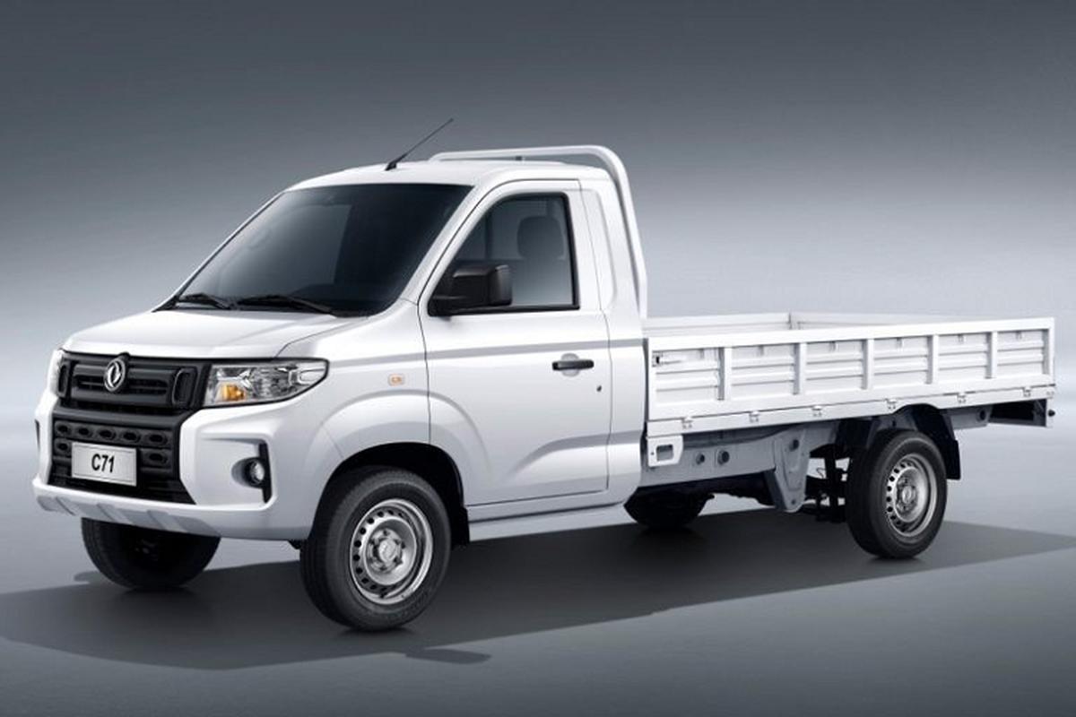 Dongfeng Xiaokang C71 - xe ban tai sieu re duoi 200 trieu dong