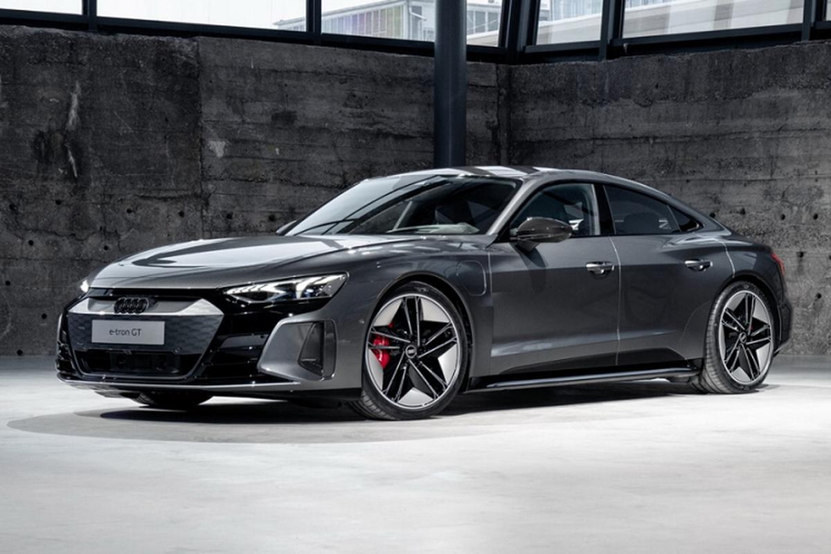 Audi e-tron GT mien phi 3 nam sac nhanh cho khach mua xe-Hinh-8