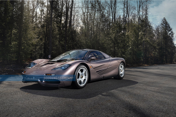 Chiec McLaren F1 doi 1995 nay co the ban duoc 345 ty dong-Hinh-10