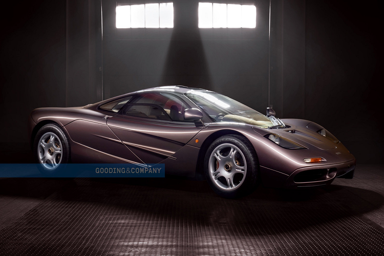 Chiec McLaren F1 doi 1995 nay co the ban duoc 345 ty dong-Hinh-3