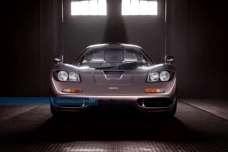 Chiec McLaren F1 doi 1995 nay co the ban duoc 345 ty dong-Hinh-5