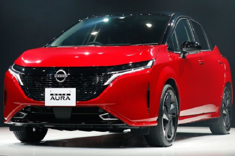 Nissan Note Aura 2022 will be released to the market in Vietnam-Hinh-11