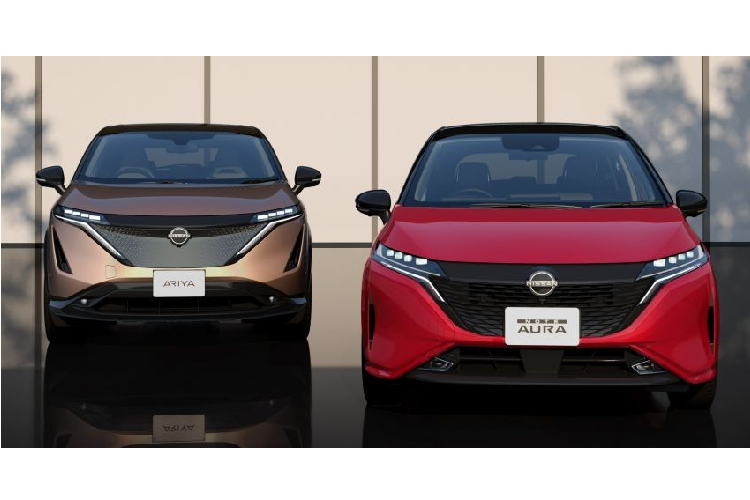 Nissan Note Aura 2022 will be released to the market in Vietnam-Hinh-3