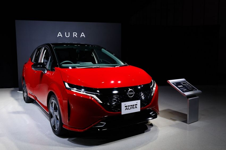 Nissan Note Aura 2022 will be released to the market in Vietnam-Hinh-7