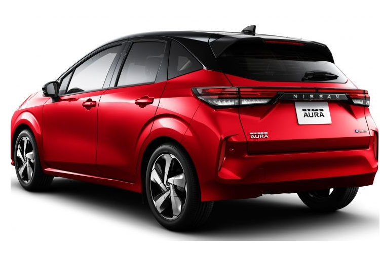 Nissan Note Aura 2022 will be released to the market in Vietnam-Hinh-9