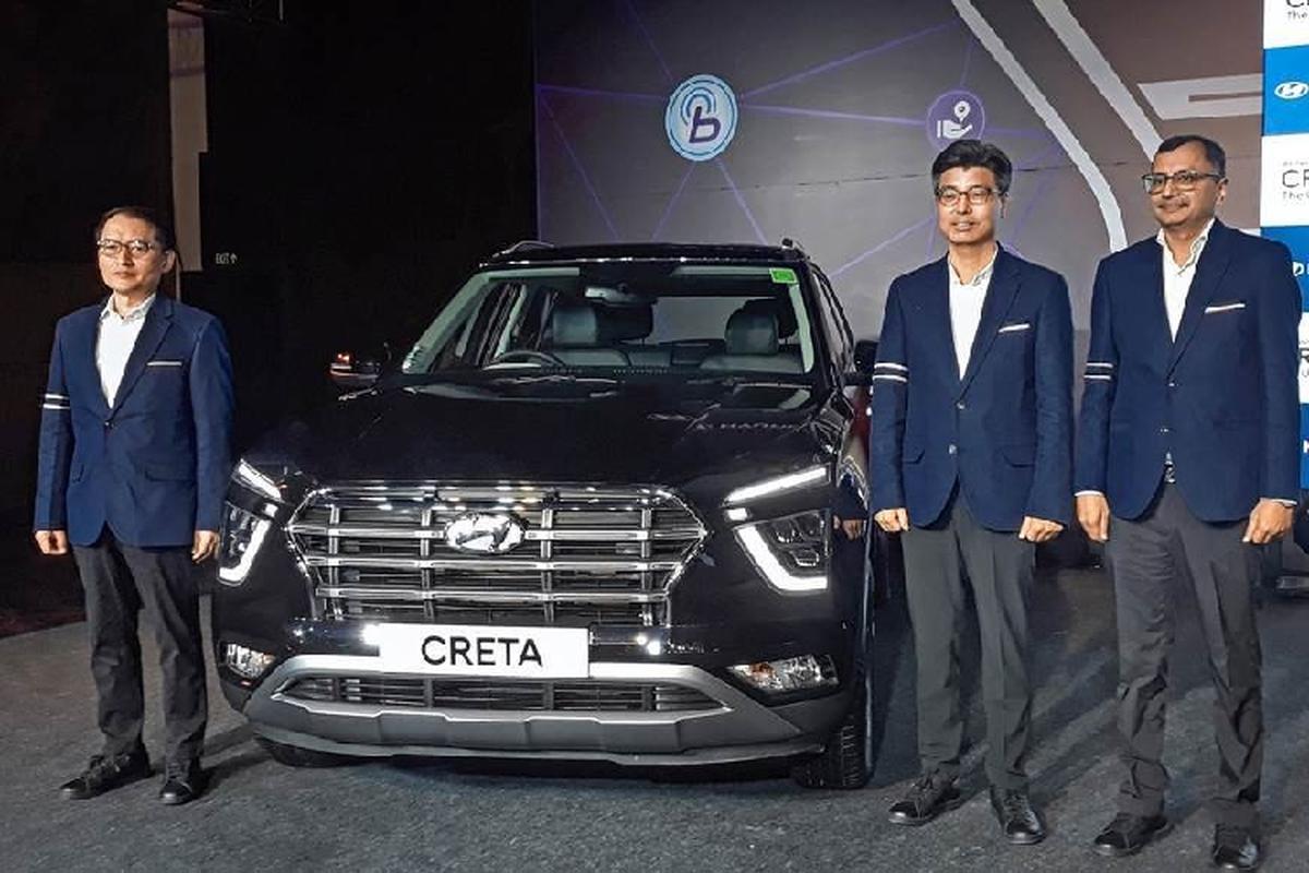Hyundai Creta 2021 has a new price, a design guide and a good deal-Hinh-2