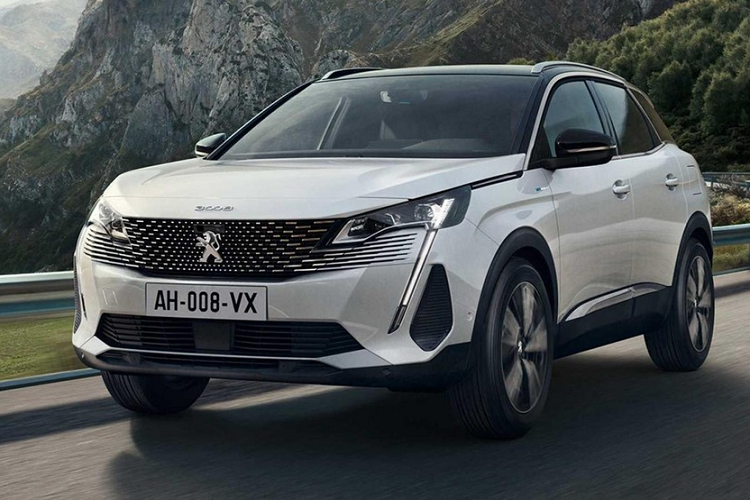 Details of Peugeot 3008 2021 can be released in Vietnam by July 2021?-Hinh-2