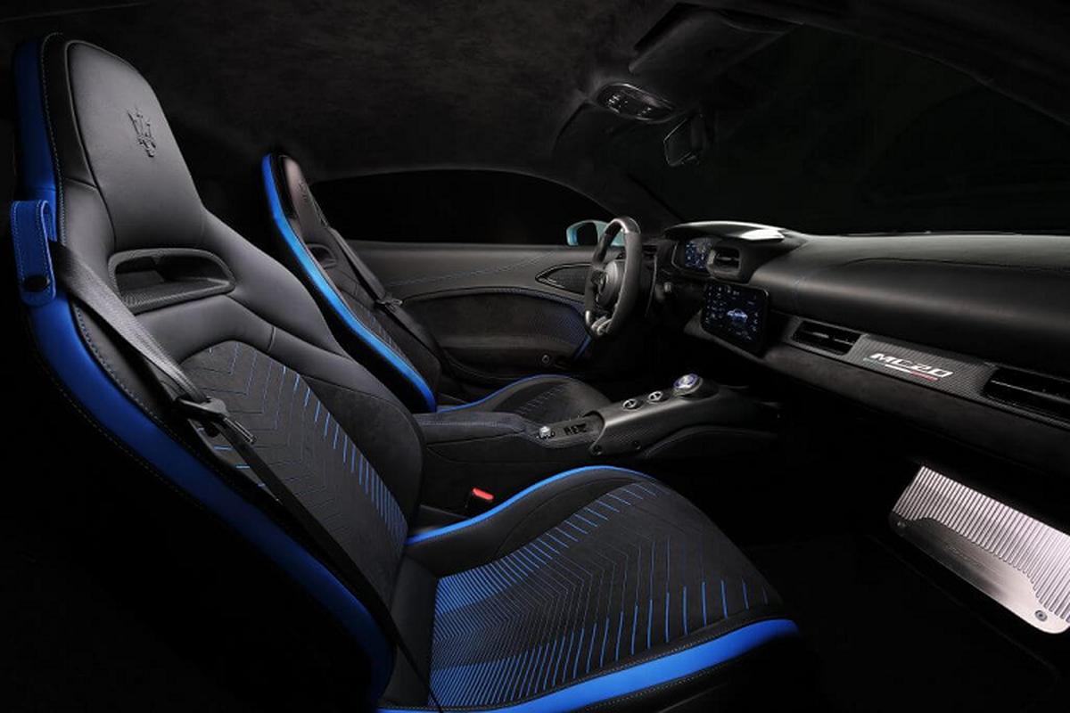 Maserati MC20 car model can be found in Vietnam