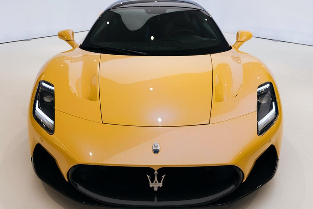 Super car Maserati MC20 can be found in Vietnam
