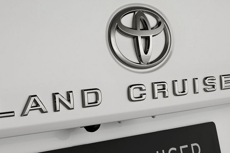 Toyota Land Cruiser 2022, the king is out to join the Dubai police station-Hinh-6
