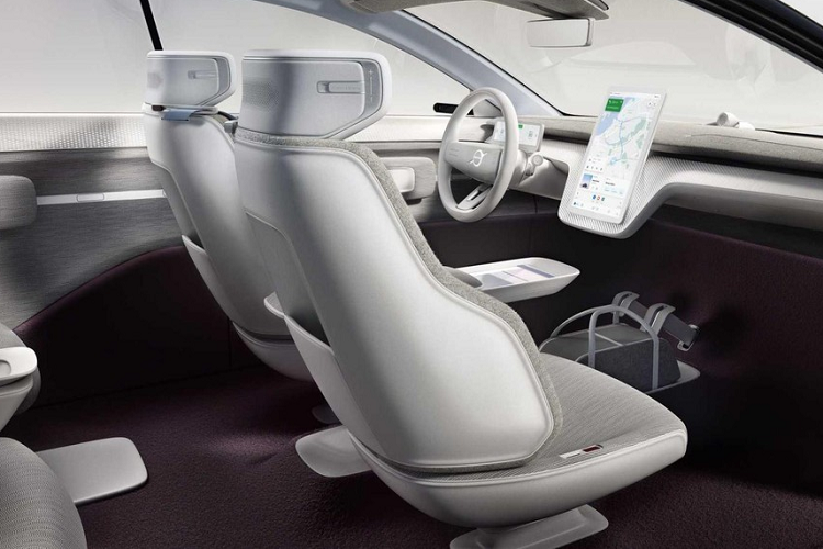 Volvo Recharge Concept - tuong lai oto dien cua hang xe Thuy Dien-Hinh-2