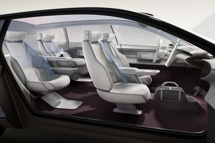Volvo Recharge Concept - tuong lai oto dien cua hang xe Thuy Dien-Hinh-3