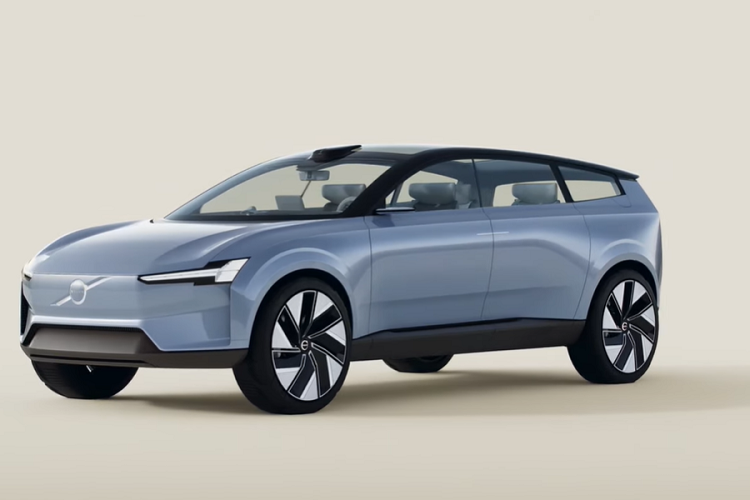 Volvo Recharge Concept - tuong lai oto dien cua hang xe Thuy Dien-Hinh-4