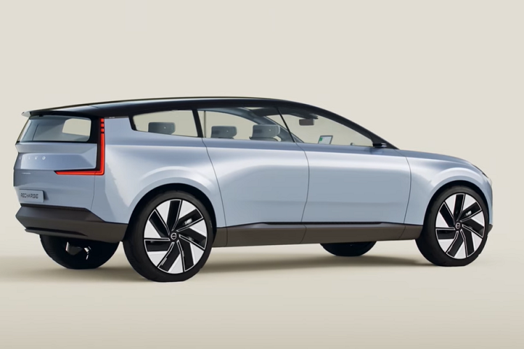Volvo Recharge Concept - tuong lai oto dien cua hang xe Thuy Dien-Hinh-6