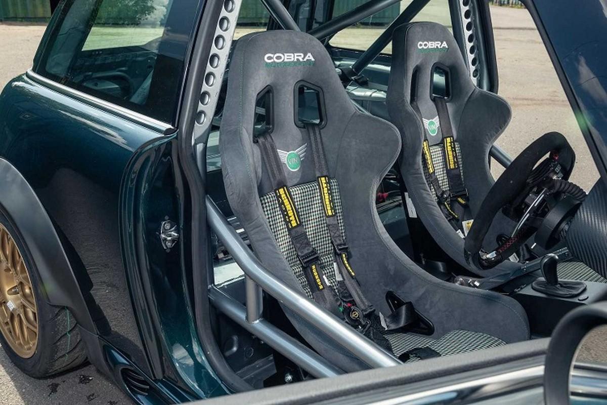 MINI Cooper manh 414 ma luc nho gan dong co V8 cua BMW M3-Hinh-9