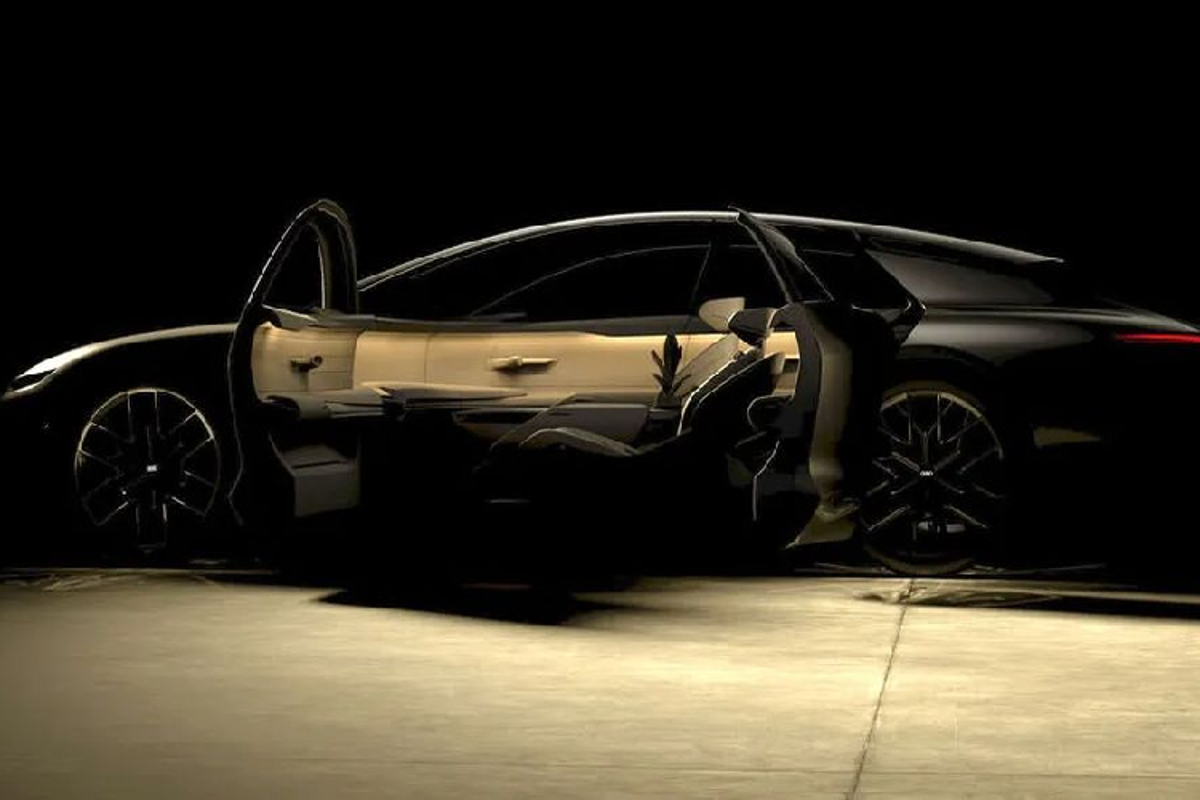 Audi Grand Sphere - phong khach di dong sieu sang tu di chuyen