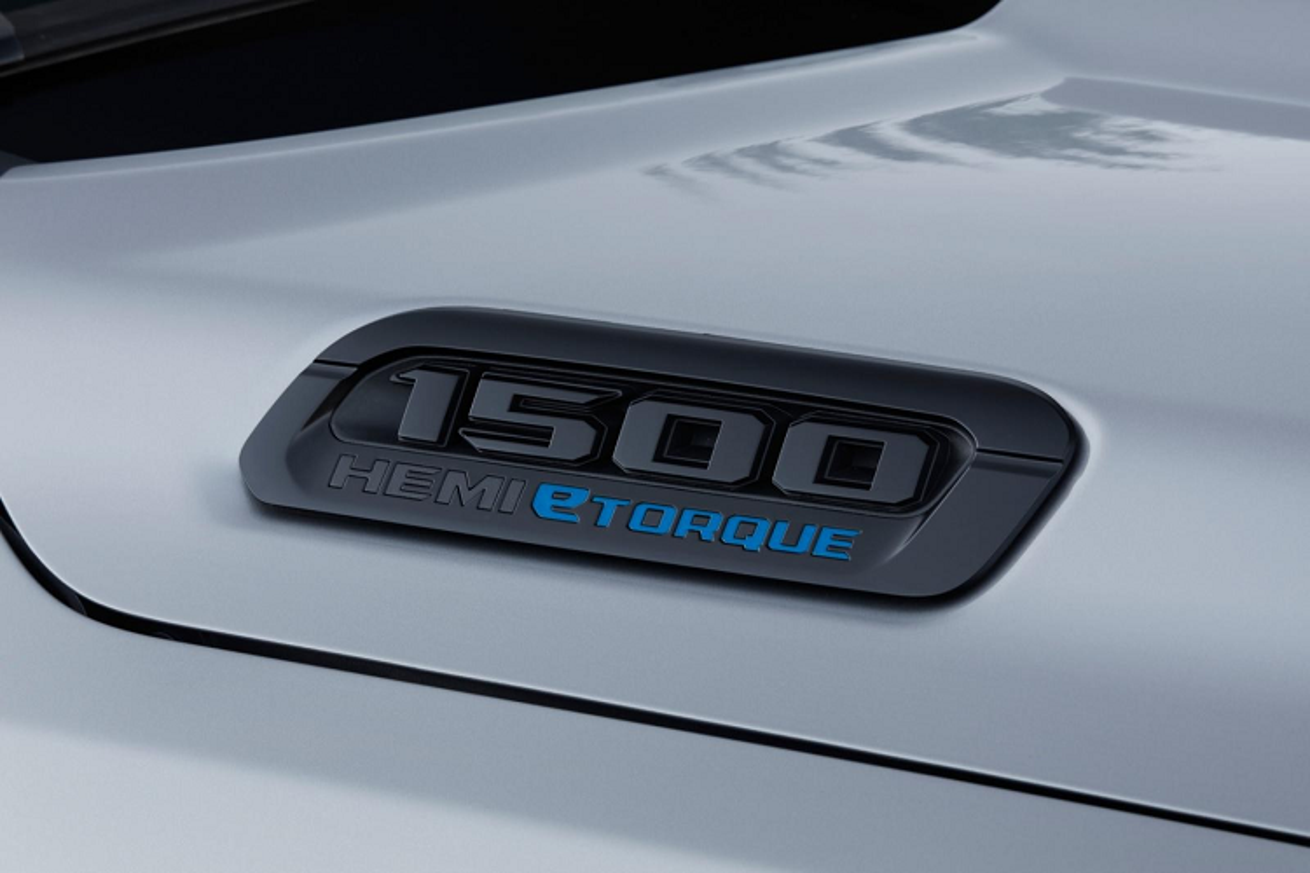 Dodge Ram 1500 BackCountry,