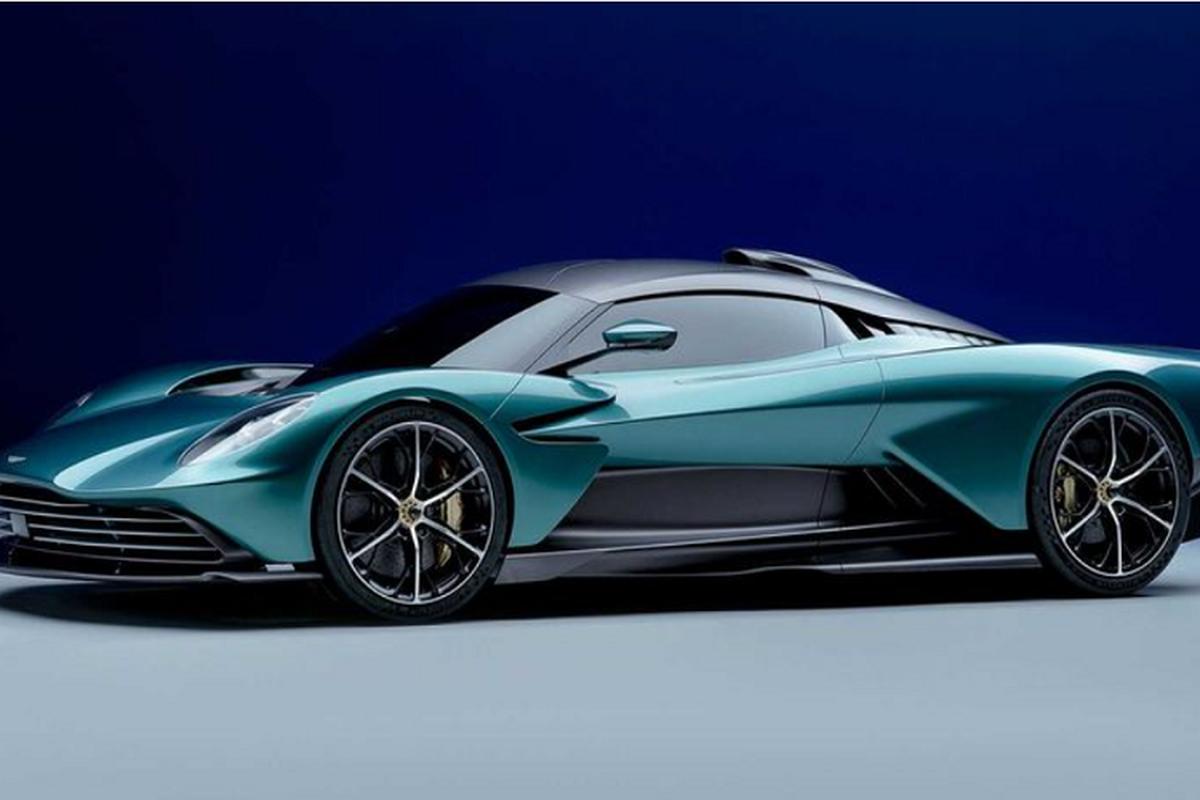 Aston Martin Valhalla hybrid moi - nhanh, nhe va tiet kiem hon-Hinh-5