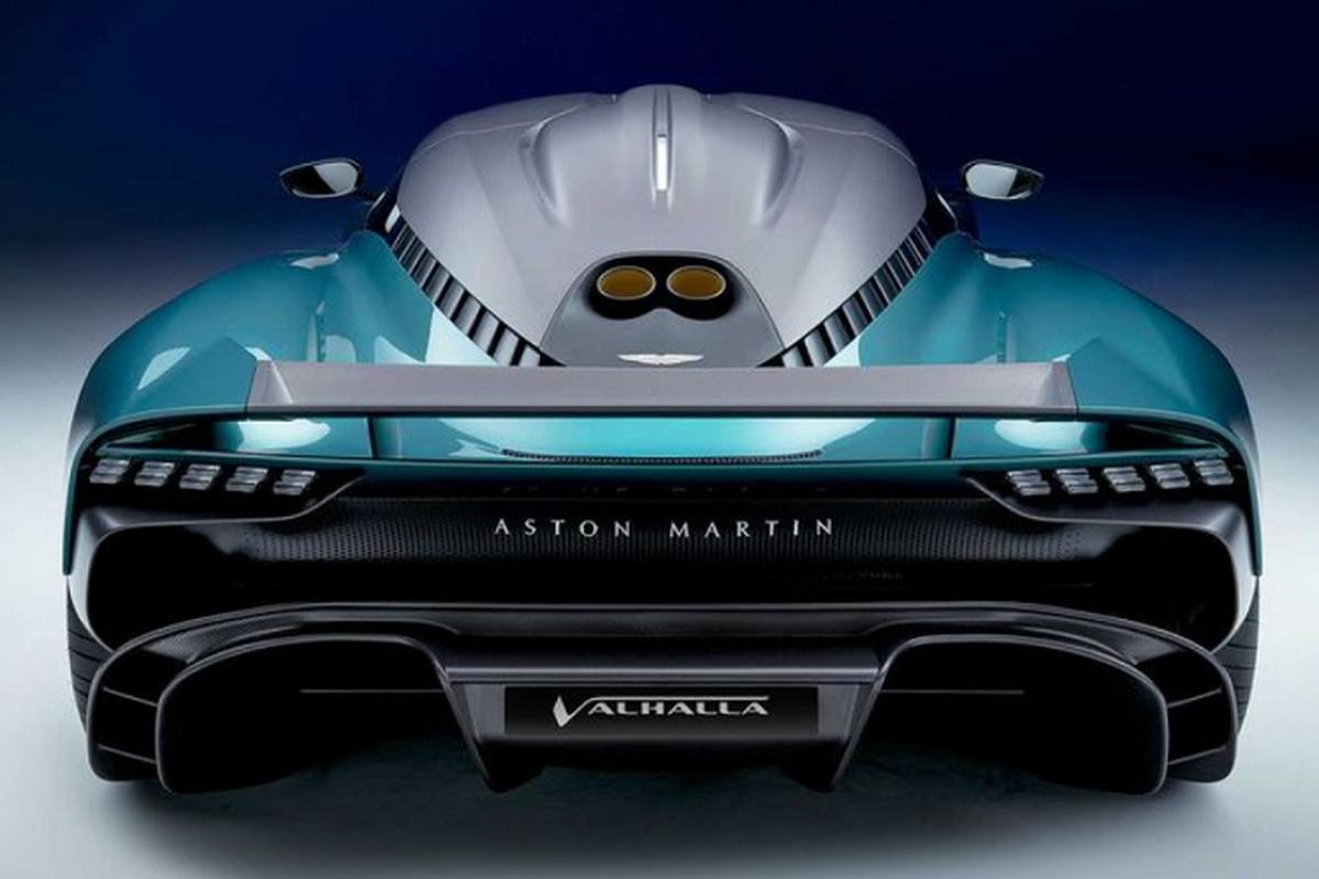 Aston Martin Valhalla hybrid moi - nhanh, nhe va tiet kiem hon-Hinh-6