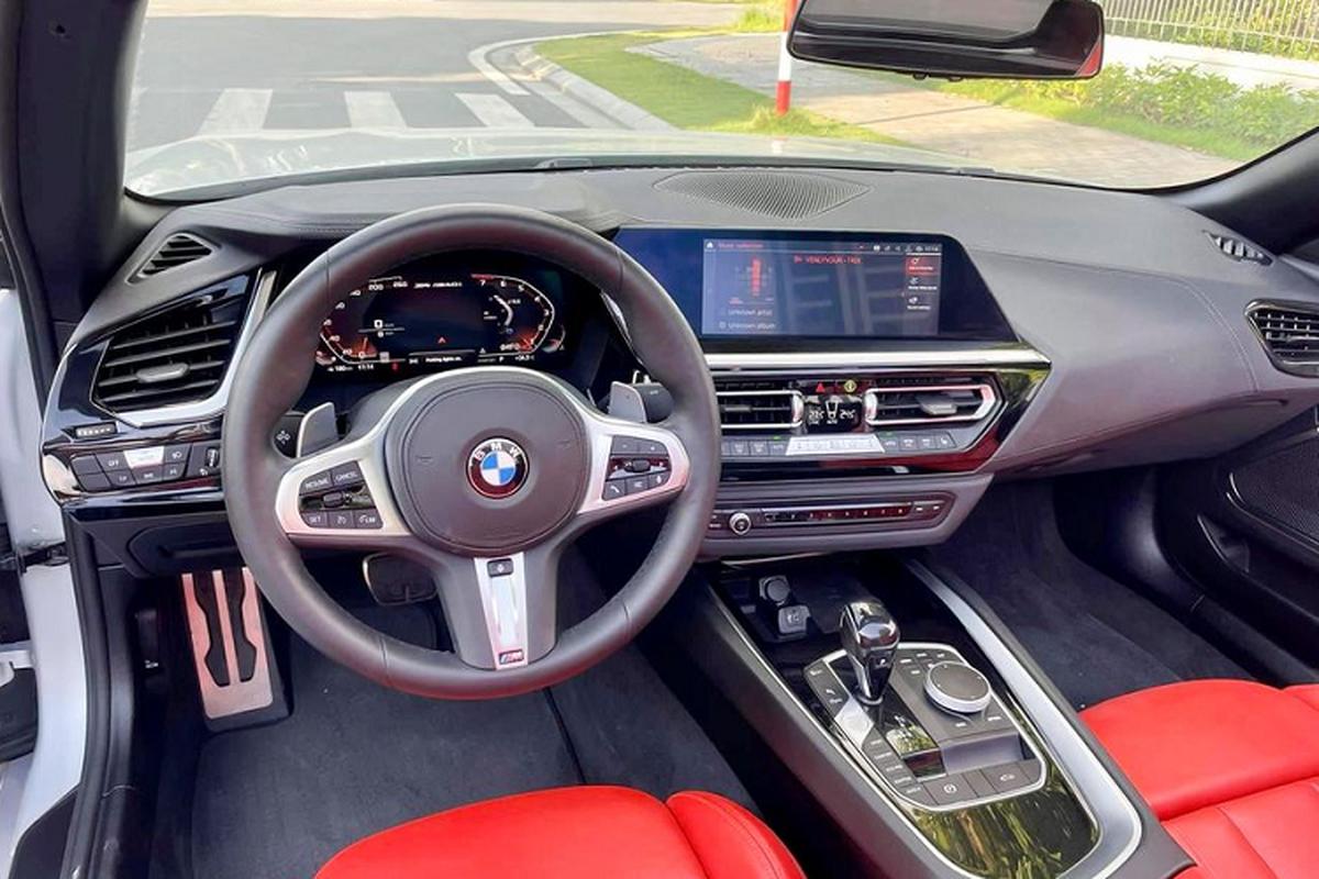 """BMW Z4 M40i 2021 """"doc nhat"""" Viet Nam rao ban 4,75 ty mua COVID-19-Hinh-3"""