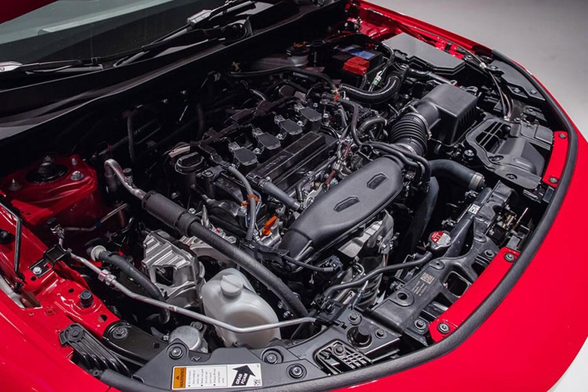 Honda Civic 2022 chot lich ra mat Thai Lan, sap ve Viet Nam-Hinh-5