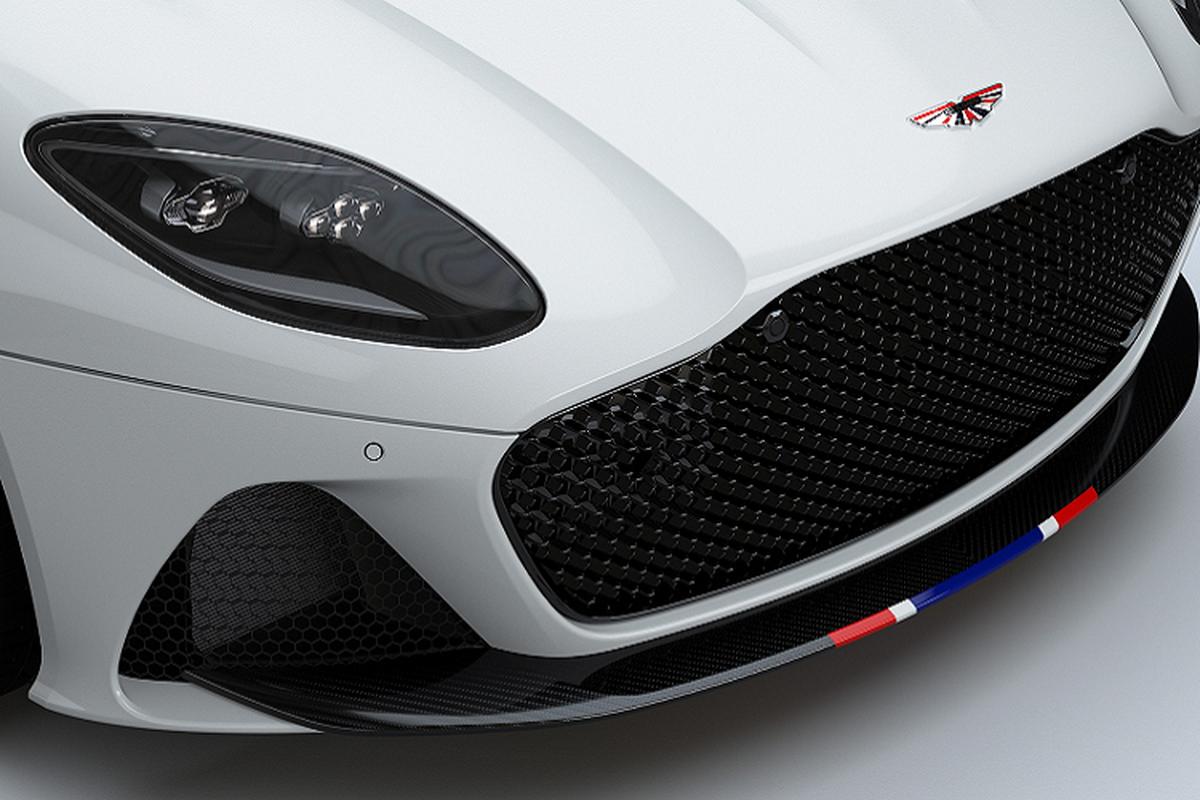 Aston Martin DBS dac biet,