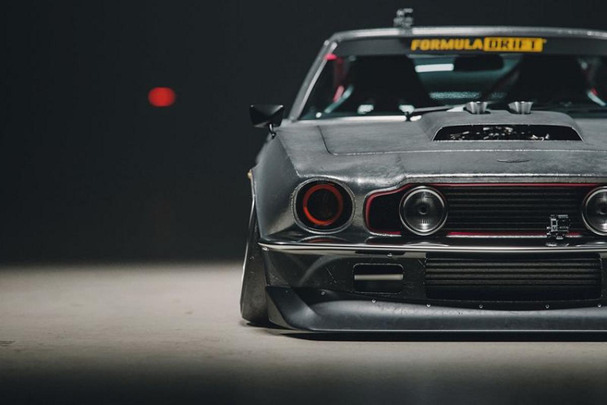 Aston Martin V8 Vantage 1970