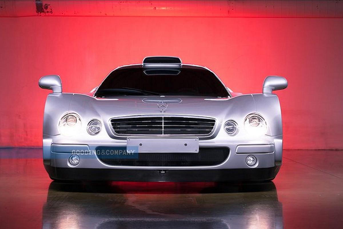 Mercedes-Benz CLK GTR doi 1998 nay chao ban toi 230 ty dong-Hinh-7