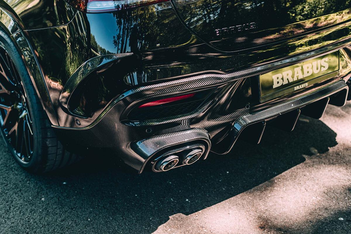 Mercedes-AMG GLE 63 Coupe do Brabus ham ho, manh toi 789 ma luc-Hinh-6