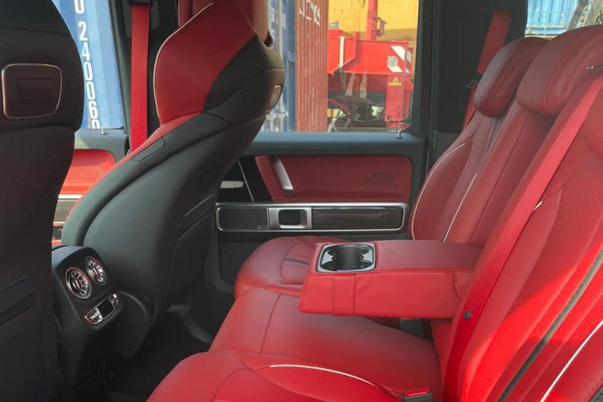 Mercedes-AMG G63 phien ban dac biet 40 nam