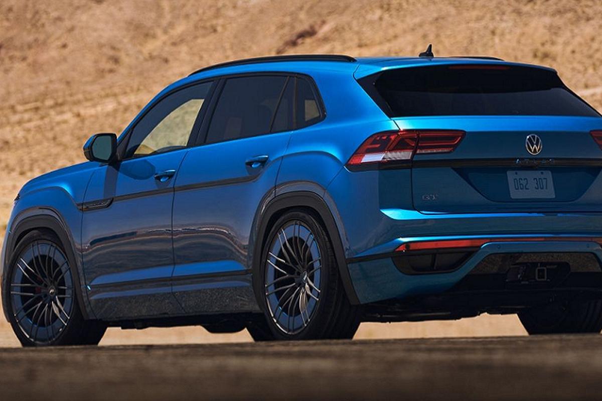 """Volkswagen """"nhet"""" dong co cua Goft R vao chiec Atlas Cross Sport-Hinh-12"""