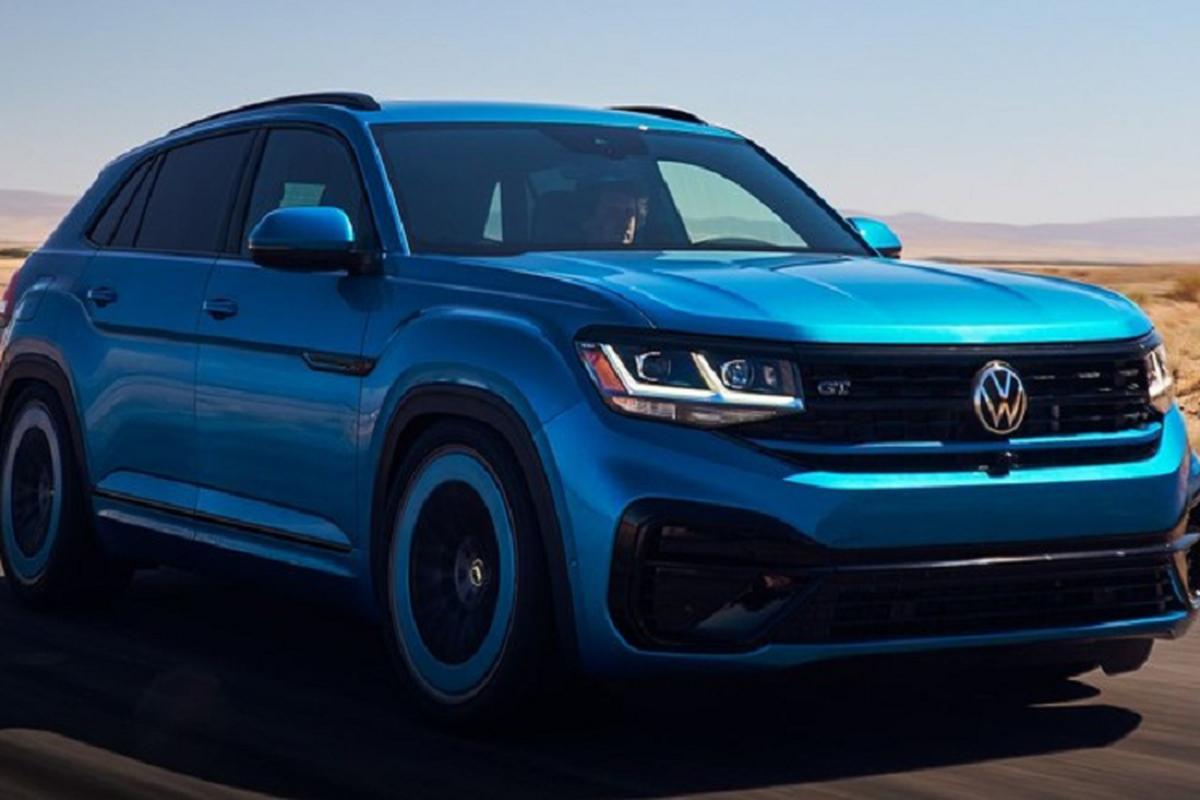 """Volkswagen """"nhet"""" dong co cua Goft R vao chiec Atlas Cross Sport-Hinh-13"""