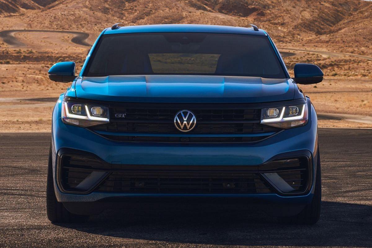 """Volkswagen """"nhet"""" dong co cua Goft R vao chiec Atlas Cross Sport-Hinh-2"""