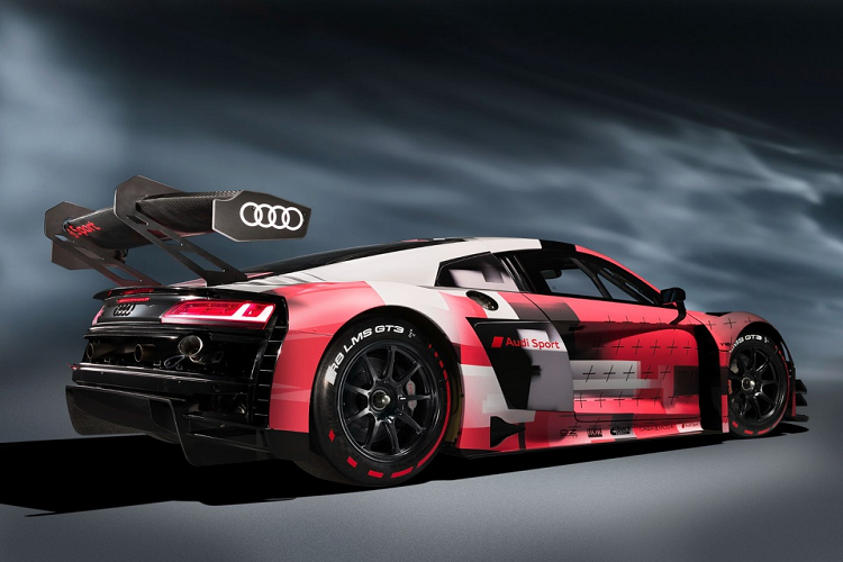 Sieu xe Audi R8 LMS GT3 Evo II 2022 chot gia hon 11,6 ty dong-Hinh-2