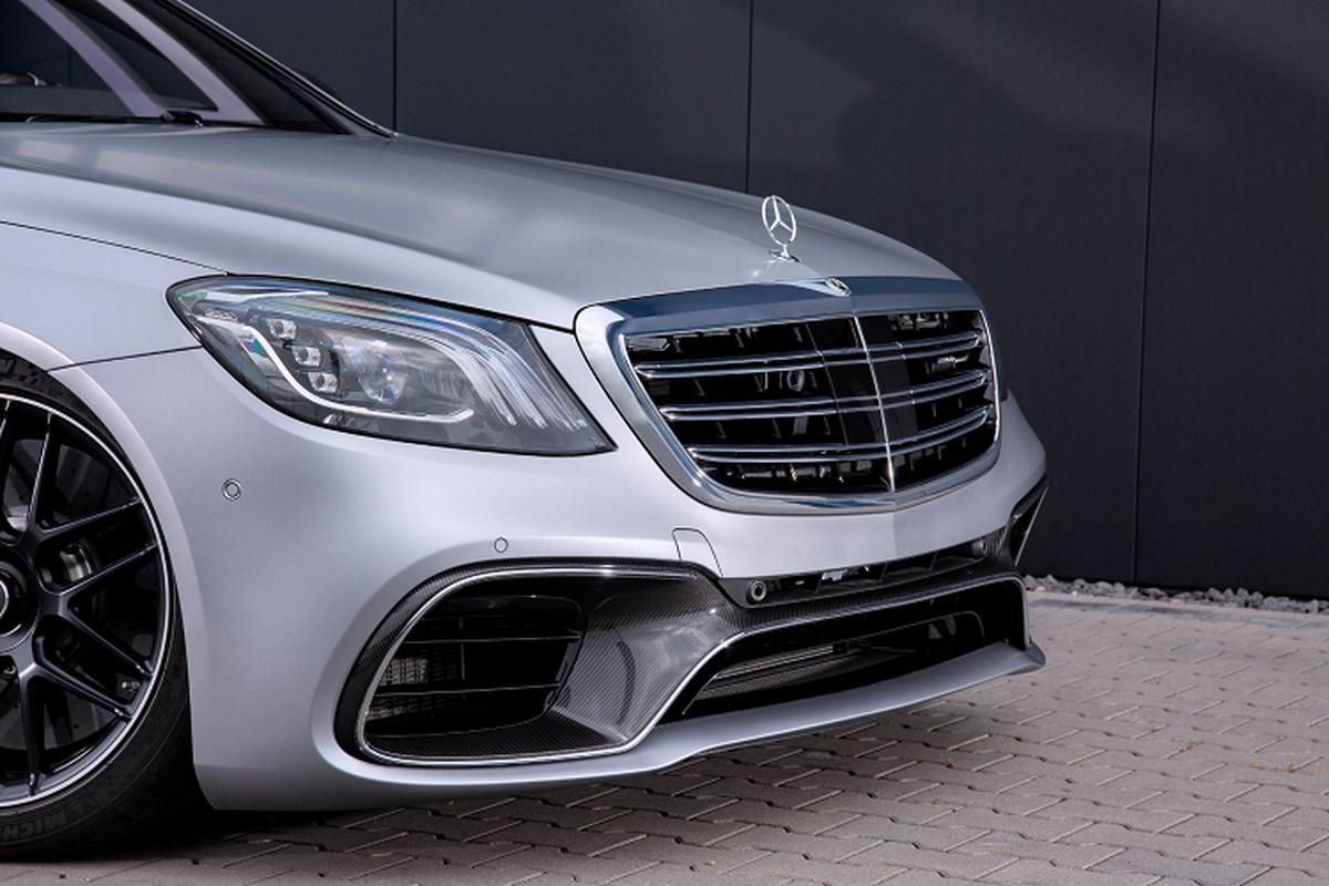"Mercedes-AMG S63 manh nhu ""ten lua"