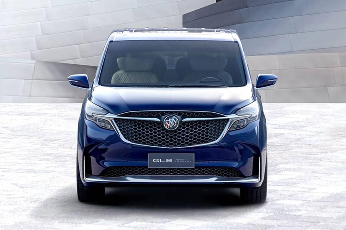 Buick GL8 Avenir 2022 tu hon 1,6 ty dong,