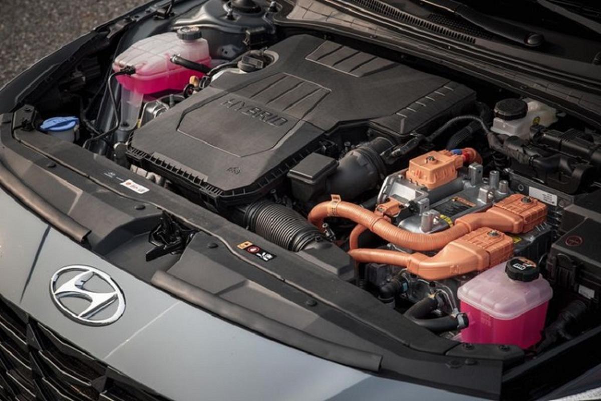 Hyundai Elantra hybrid tu 565 trieu dong, co tiet kiem nhien lieu?-Hinh-5