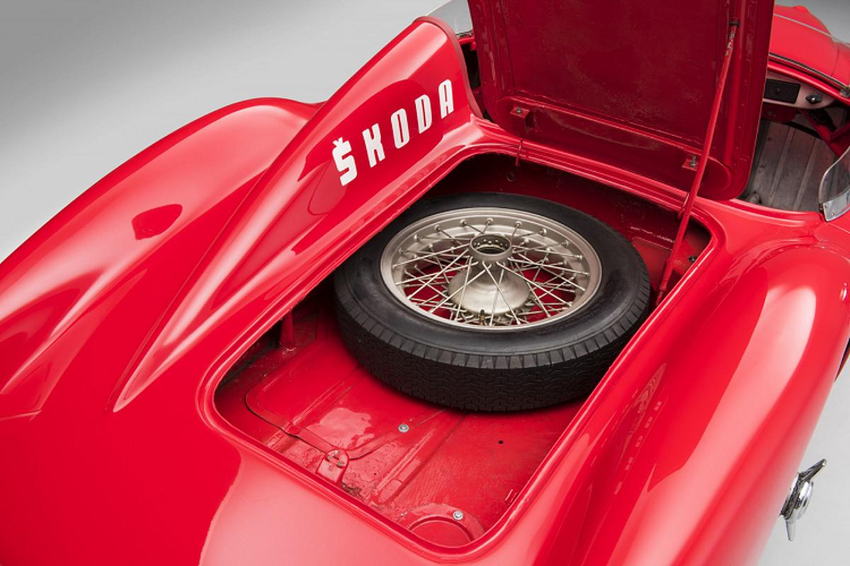 "Skoda 1100 OHC 1957 – huyen thoai ""lo hen"" 24 Hours of Le Mans-Hinh-9"